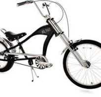 Вело-чоппер своими руками