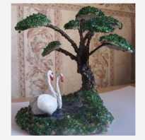 «Дерево Фантазия» из ракушек своими руками