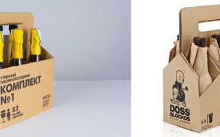 Изготавливаем пластиковую коробку для подарков своими руками в домашних условиях