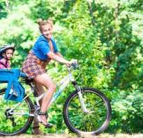 Дестское сиденье на раму велосипеда своими руками