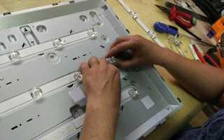 Прибор для проверки светодиодов своими руками