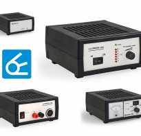 Зарядное устройство для аккумуляторов, с установкой тока и напряжения заряда