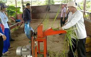 Садовый измельчитель своими руками из болгарки
