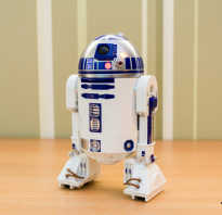 BB-8 астромеханический дроид своими руками