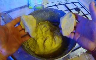 Как изготовить уловистую мастырку своими руками