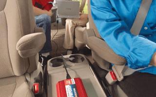 Автомобильный преобразователь 12-220В на мощность 300Вт своими руками