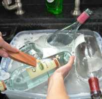 Как сделать отверстие в стеклянной бутылке своими руками