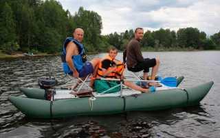 Делаем своими руками лодки, катамараны и другие самодельные плавательные устройства
