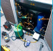 Восстановление старинного компрессора КВ-10