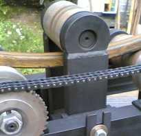 Очень простой трубогибный станок на основе домкрата
