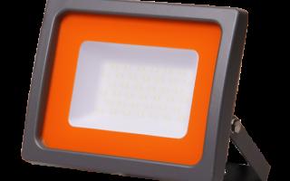 Прожектор на светодиоде 50W